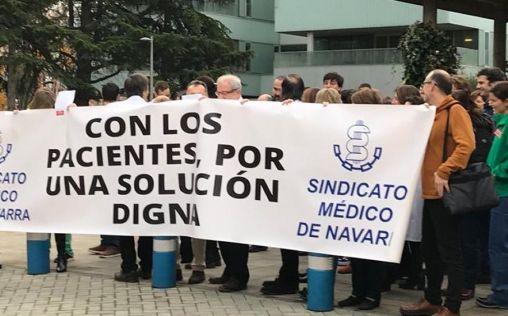 """Huelga de médicos: denuncian que """"nuevamente"""" se han incluido a los MIR en los servicios mínimos"""