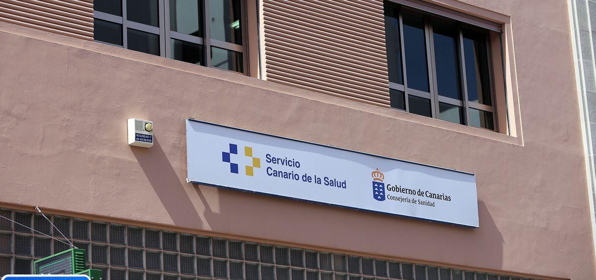 Servicio Canario de Salud (Foto. Gobierno de Canarias)