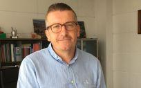 Sergio Vallés García, director general de Cuidados, Humanización y Atención Sociosanitaria del Principado de Asturias.