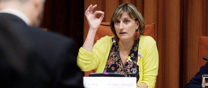 Alba Vergés, consejera de Salud de la Generalitat de Cataluña (Foto: @albaverges)