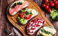 Alimentos de la dieta mediterránea (Foto. Freepik)