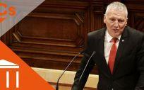 El diputado autonómico de Ciudadanos por Girona, Jean Castel