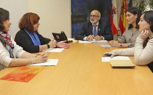 Sanidad y el Ayuntamiento de Santander reforzarán su colaboración para mejorar la salud