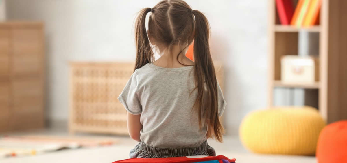 Menor con autismo (Foto. Comunidad de Madrid)