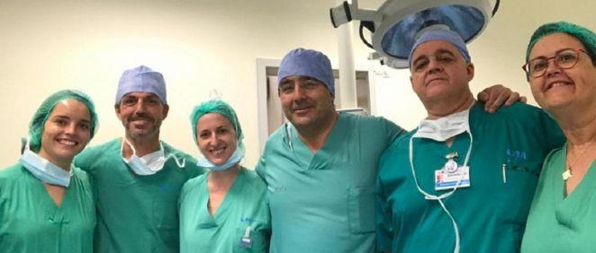 Equipo de la Unidad de marcapasos del Hospital Infanta Sofía (Foto. Comunidad de Madrid)