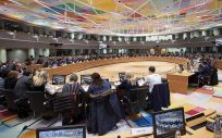 Reunión del Consejo de Empleo, Política Social, Sanidad y Consumidores (EPSCO) de la Unión Europea (Foto: @croatia_eu)