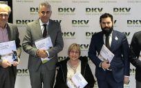 Presentación del I Estudio DKV sobre los hábitos de salud de las personas con discapacidad. (Foto. ConSalud)