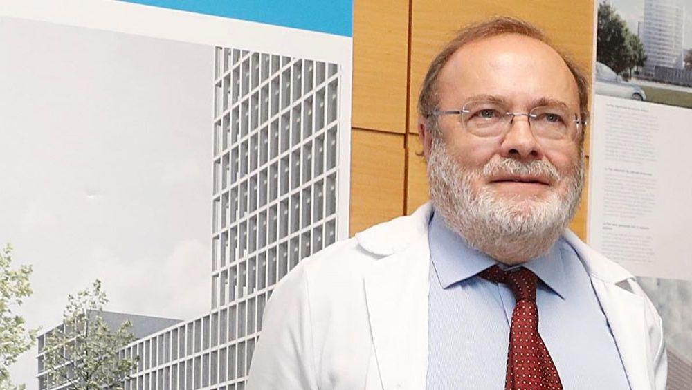 Rafael Pérez-Santamarina, gerente del Hospital Universitario La Paz de Madrid