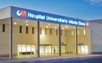 Hospital Universitario Infanta Elena (Foto. Comunidad de Madrid)