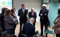 Enrique Ruiz Escudero, consejero de Sanidad de la Comunidad de Madrid, en la reunión del Consejo Asesor de Atención Primaria (Foto: Comunidad de Madrid)