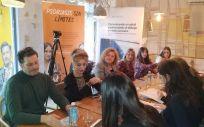Presentación campaña 'Psoriasis Són Límites' (Foto. ConSalud.es)