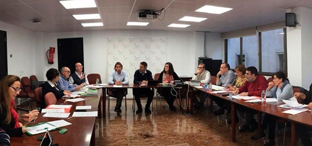 Mesa Sectorial Sanidad Islas Baleares (Foto. CAIB)