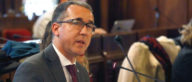 Pablo Fernández, consejero de Salud de Asturias (Foto: @GobAsturias)