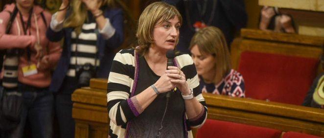 Alba Vergés, consejera de Salud de la Generalitat de Cataluña (Foto: @salutcat)