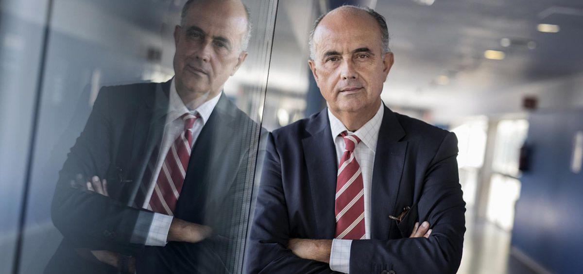 Antonio Zapatero Gaviria, nuevo presidente de Facme (Foto. Comunidad de Madrid)