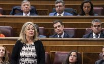 Macarena Montesinos, diputada del PP, toma posesión de su acta en el Congreso (Foto: PP)