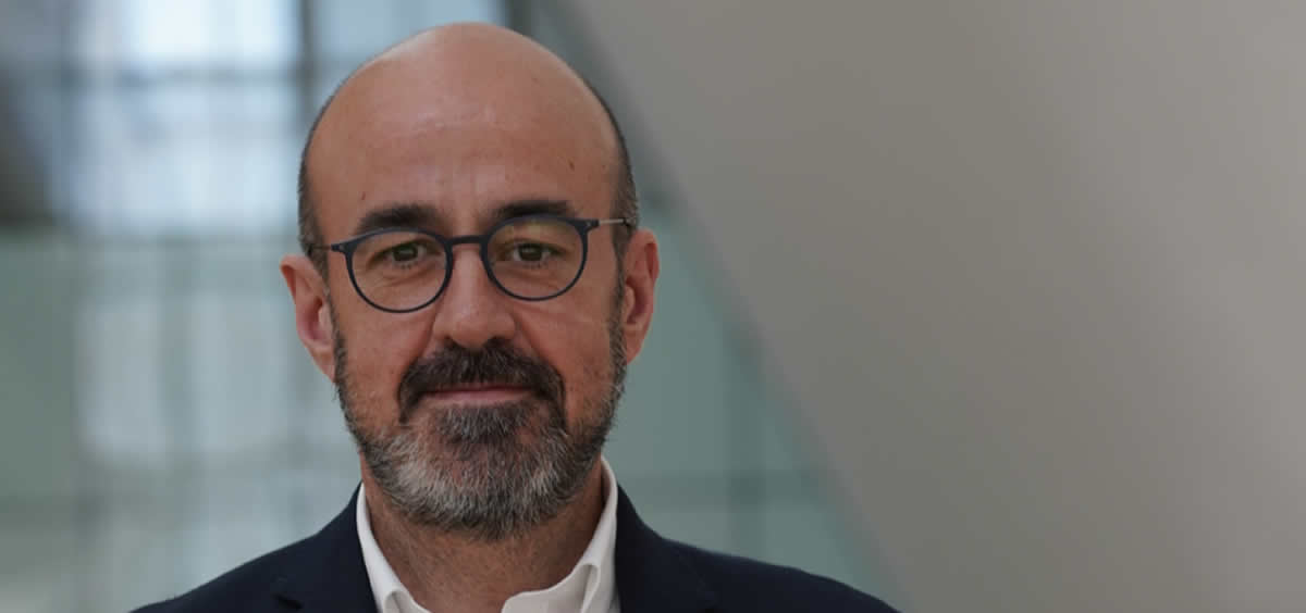 José Augusto García Navarro, presidente de la Sociedad Española de Geriatría y Gerontología (SEGG). (Foto.SEGG)