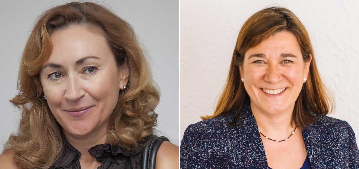 María Martin y Sara Alba (Fotomontaje ConSalud.es)