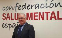 Nel González Zapico, reelegido presidente para la Confederación SALUD MENTAL ESPAÑA (Foto. ConSalud)