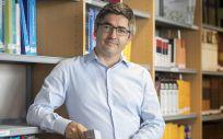 El el doctor Gonzalo Haro Cortés, profesor de Salud Mental en el Grado en Medicina de la CEU UCH (Foto. CEU UCH)