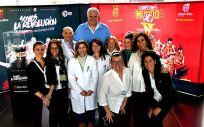 Quirónsalud Madrid, con el Eurobasket y el Mundial de baloncesto