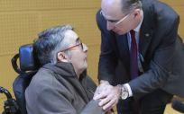 Galicia reporta alrededor de 150 pacientes por cada 100.000 habitantes lo que se traduce en más de 4.000 gallegos afectados por la enfermedad (Foto. Xunta de Galicia)