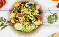 Para un primer plato se puede optar por verdura. (Foto. Freepik)