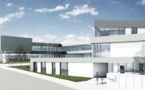 La nueva infraestructura sanitaria contará con una superficie total construida de 4.312 m2, lo que se traduce en un incremento de 1.800 m2 respecto al centro actual (Foto. Xunta de Galicia)