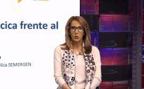 La coordinadora nacional del Grupo de Trabajo de Actividades Preventivas de la Sociedad Española de Médicos de Atención Primaria (SEMERGEN), Esther Redondo