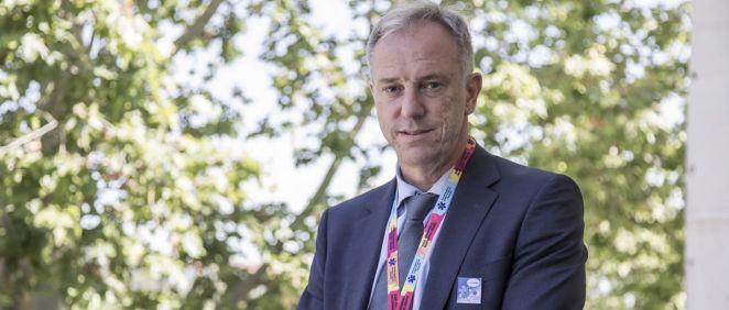 Juan González Armengol, presidente de Sociedad Española de Medicina de Urgencias y Emergencias (Semes). (Foto. Semes)