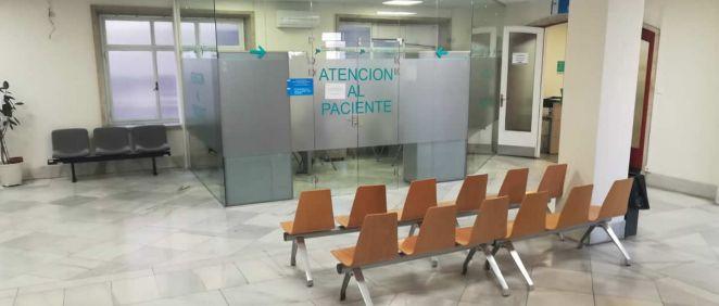 Sala de atención al paciente (Foto. ConSalud.es)