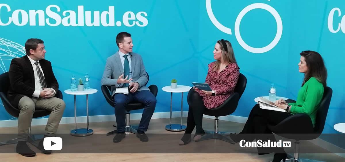 Coloquio ConSalud TV, Tabaquismo (Foto. ConSalud.es)