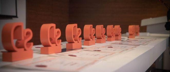 Edición anterior de los Premios SaluDigital (Foto: ConSalud.es)