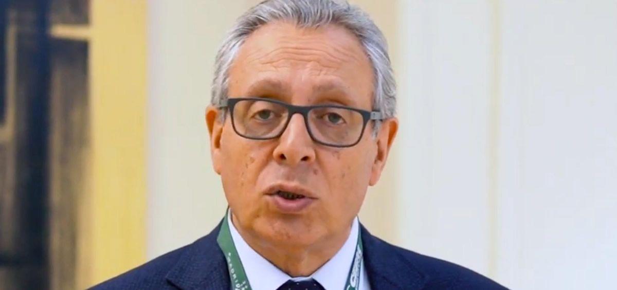 Tomás Toranzo, presidente de CESM (Foto: CESM)