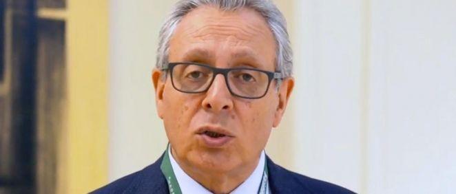 Tomás Toranzo, presidente de CESM. (Foto. CESM)