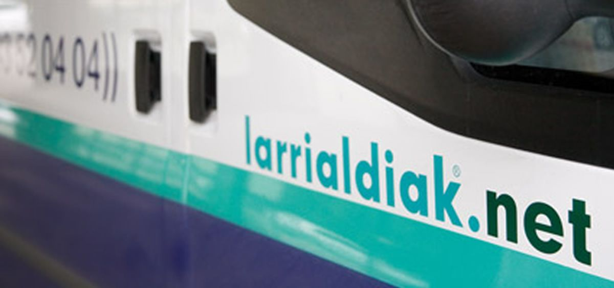 La empresa responsable, Larrialdiak, ha abandonado de forma voluntaria (Foto. Larrialdiak)