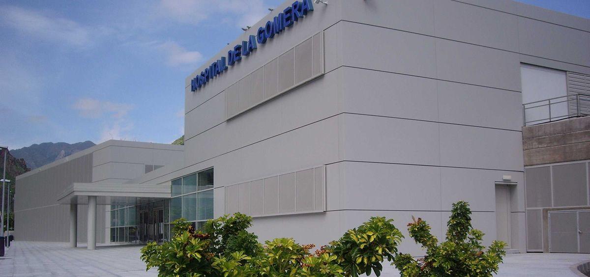Hospital de la Gomera (Foto. Gobierno de Canarias)