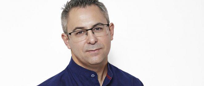 Julio Gómez Caballero, responsable de la Coordinadora Trabajando en Positivo. (CTP)