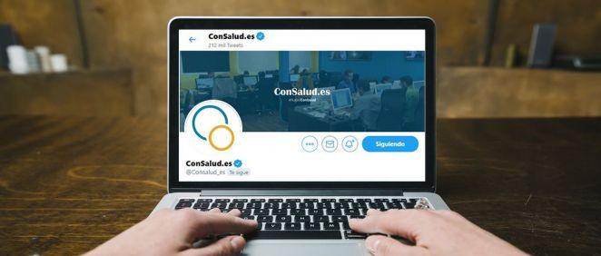 ConSalud.es bate su propio récord de visitas en un solo día