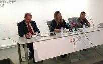 La consejera de salud y consumo, Pilar Gómez (Foto. GOIB)