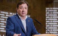 El presidente de la Junta de Extremadura, Guillermo Fernández Vara. (Foto. Junta de Extremadura)