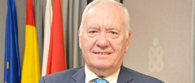 Florentino Pérez Raya, presidente del Consejo General de Enfermería (CGE). (Foto. Consejo General de Enfermería)