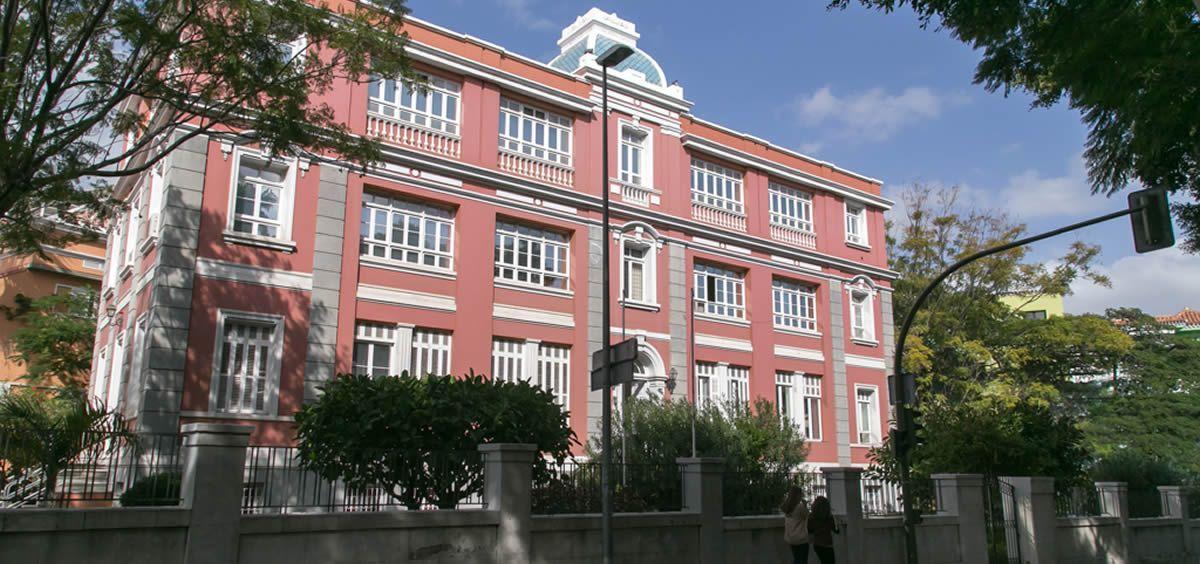 Sede de la Consejería de Sanidad de Canarias. (Foto. Gobierno de Canarias)