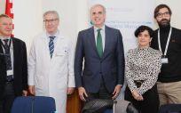 Desde el pasado año la Comunidad de Madrid cuenta con la Estrategia Regional de Terapias Avanzadas (Foto. Comunidad de Madrid)