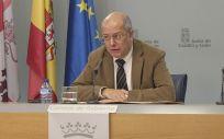 Francisco Igea, vicepresidente de la Junta de Castilla y León (Foto: JCYL)