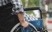 Persona sin movilidad. (Foto. Freepik)