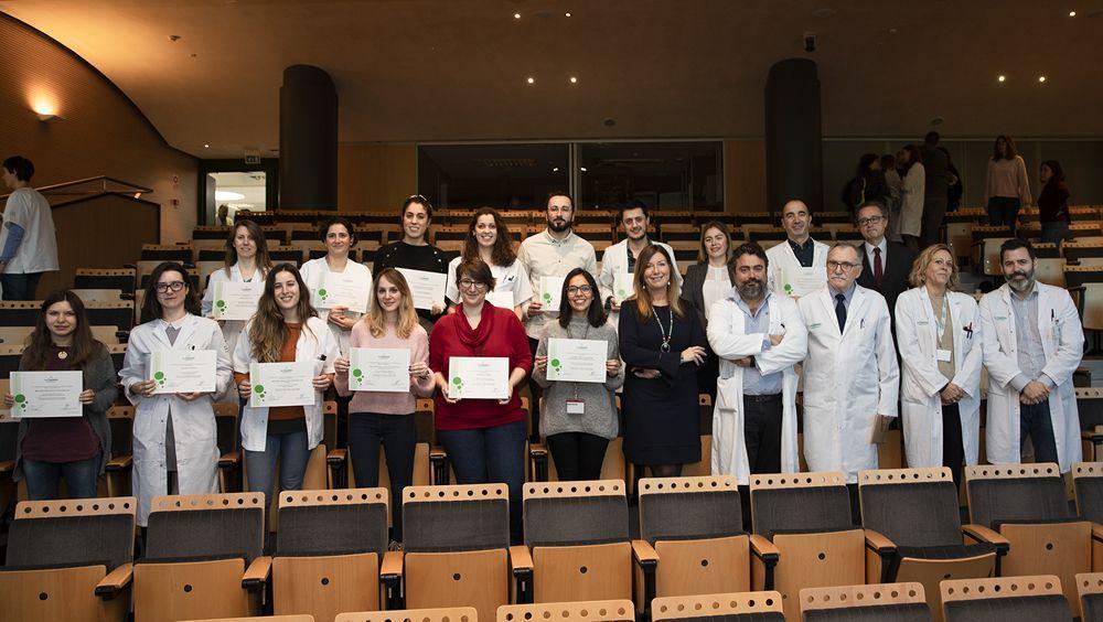 Son Espases entrega los Premios de Investigación 2019