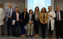 Se han dado cita distintos especialistas del centro con el objetivo de establecer un abordaje multidisciplinar de las enfermedades poco frecuentes situando al paciente como eje central (Foto. Comunidad de Madrid)