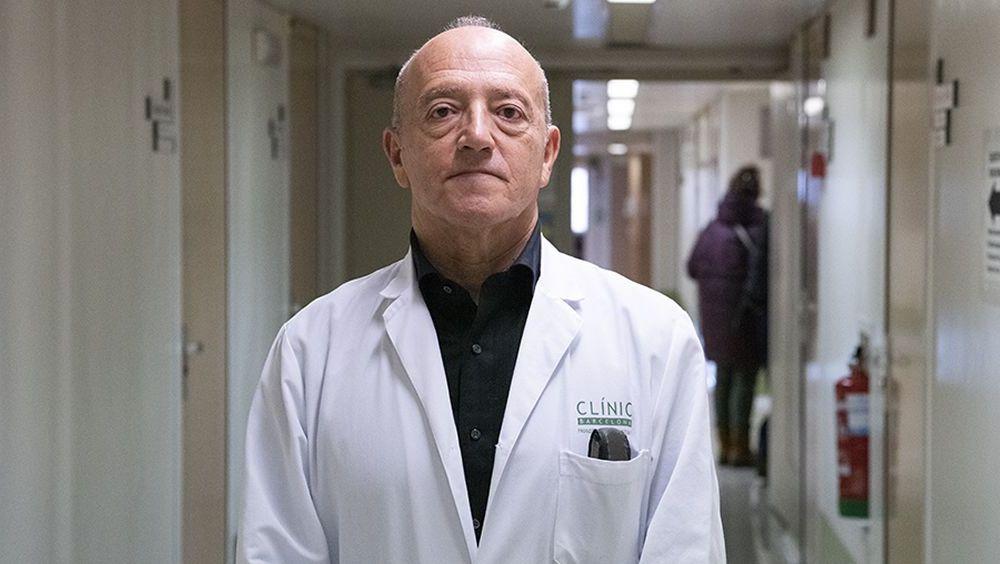 Dr. Albert Saiz, jefe de la Unidad de Neuroinmunología Esclerosis Múltiple del Clínic e investigador del grupo del Idibaps (Foto. Clínic)