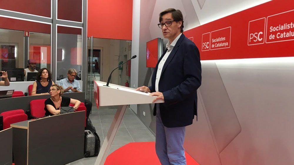 Salvador Illa, nuevo ministro de Sanidad (Foto: @salvadorilla)